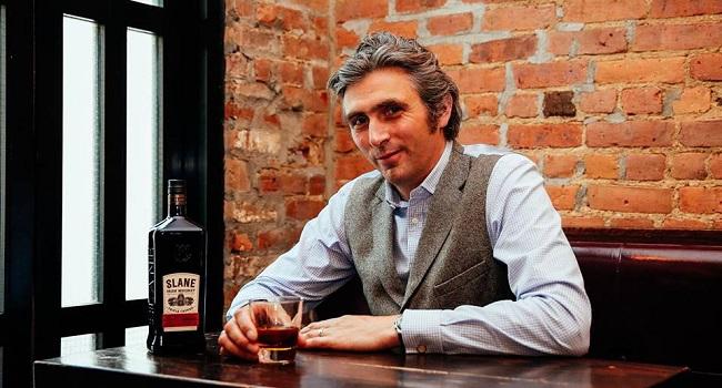 Irish Whiskey Royalty - Meet Alex Conyngham from Slane Irish Whiskey