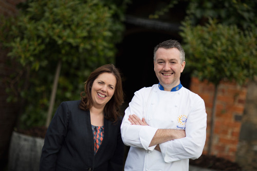 Gearóid & Tara Lynch Olde post Inn