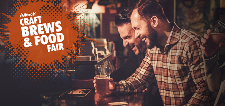 Ireland's Largest Craft Beer Festival is Returning to Dublin's Convention Centre