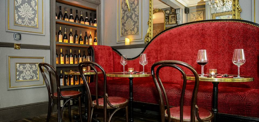 This New Vintage Wine Bar in City Centre is the Perfect Setting for a Date