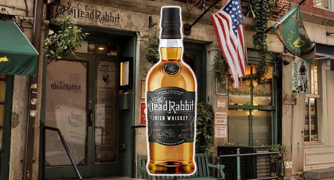 The Dead Rabbit Bar to Launch Irish Whiskey to Celebrate its Fifth Anniversary   Dead Rabbit Irish Whiskey