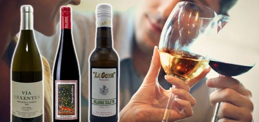 Three Wines for the Weekend - Recommendations to Start Off the Year
