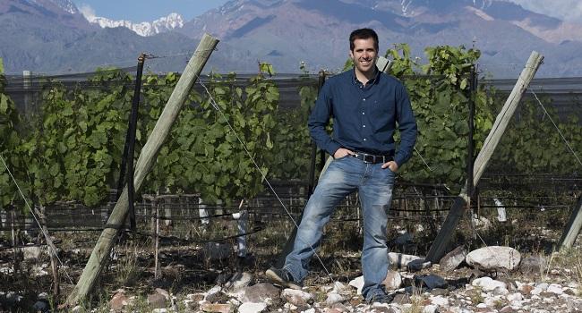 """In Mendoza, I Learned the Value of Working Hard"" - José Lovaglio Balbo from Vaglio Wines"