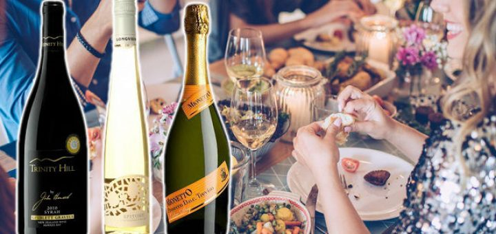 Bye Bye January - Three Wines for the weekend to Treat Yourself this Weekend