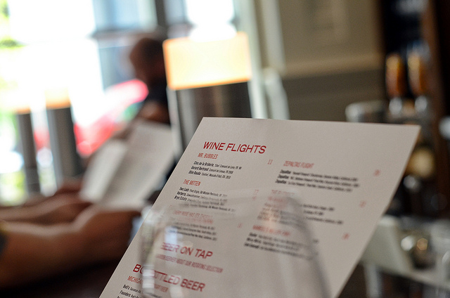 Read Between the Lines of a Wine List