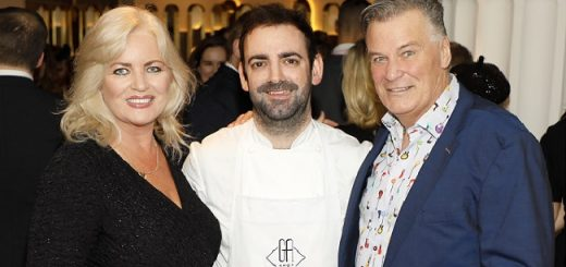 Glamour and World Class Cuisine Met at the Much-Anticipated Opening of Glovers Alley (Social Gallery)   Glovers Alley Opening