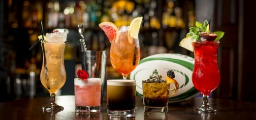 This Bar Just Launched a Limited-Edition 6 Nations Cocktail Menu | The Dail Bar