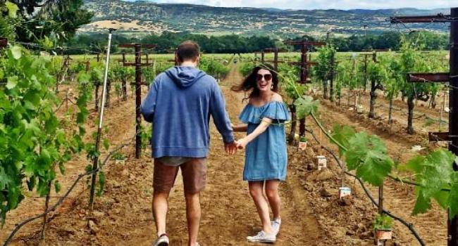 best wine regions to visit from ireland