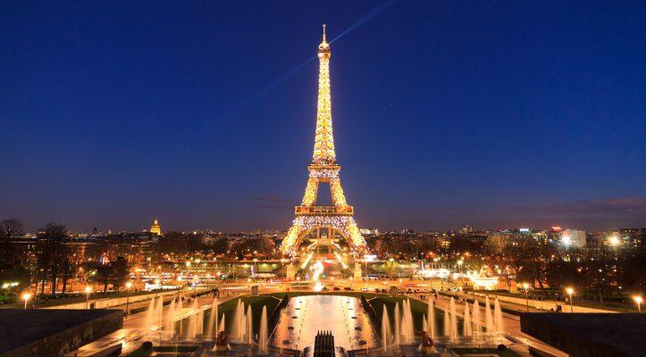 Paris Flights From Ireland