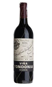 vina tondonia reserva