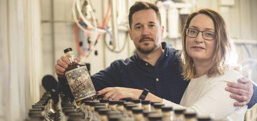Blacks Distillery in Kinsale Launches Innovative Rum Made in Ireland