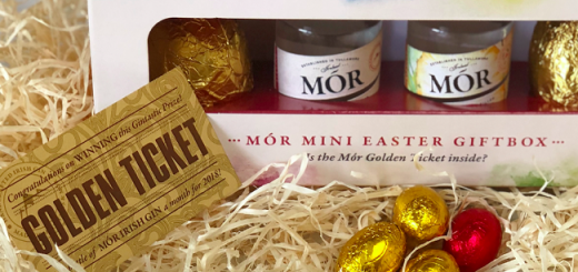 Mór Irish Gin Easter Egg Hunt Might Make you Win Gin for the Rest of the Year