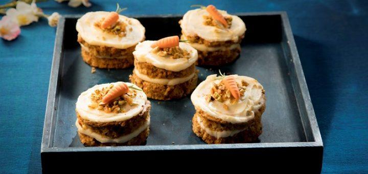 Siúcra x Catherine Fulvio Carrot Cake recipe