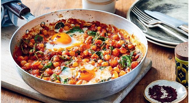 Spicy Eggs recipe