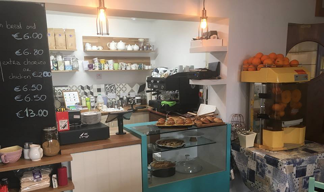New Dublin 8 Cafe Offers Organic Food and Great Vibes | Thursday Cafe