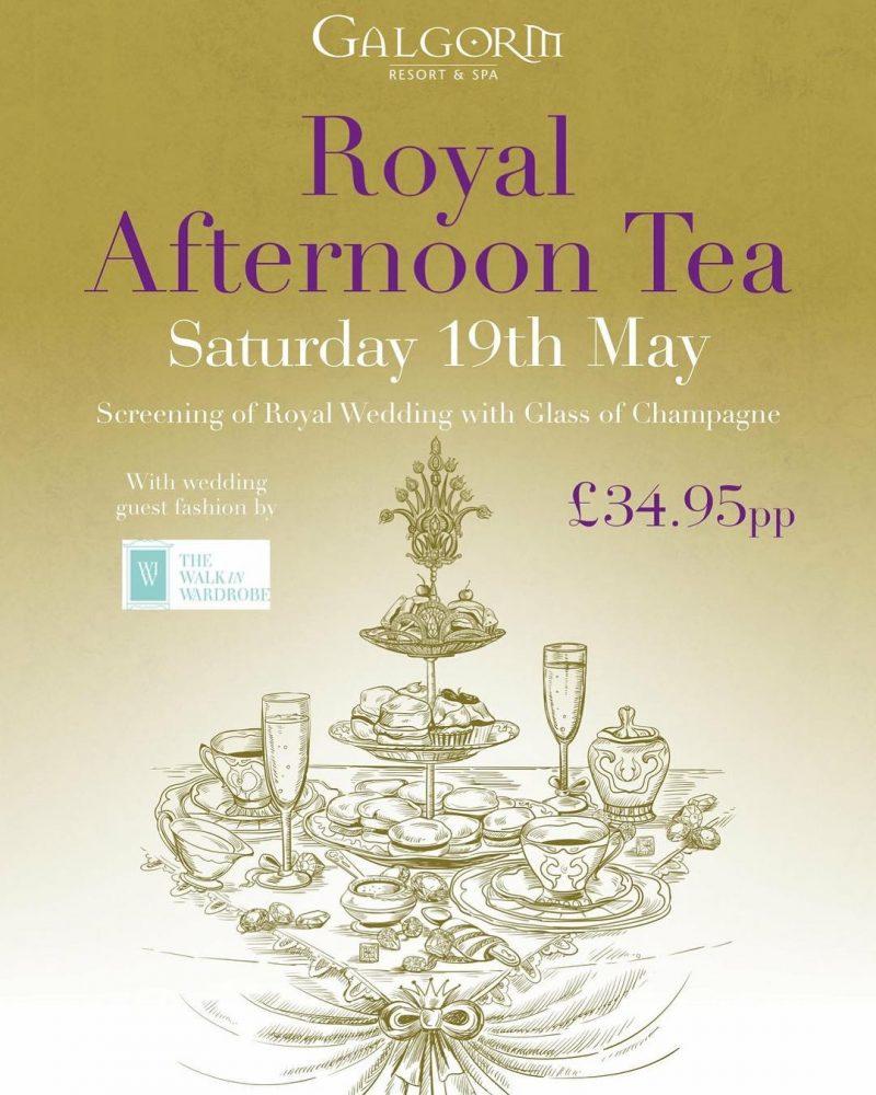 Royal Afternoon Tea