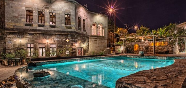 Turkish Cave Hotels