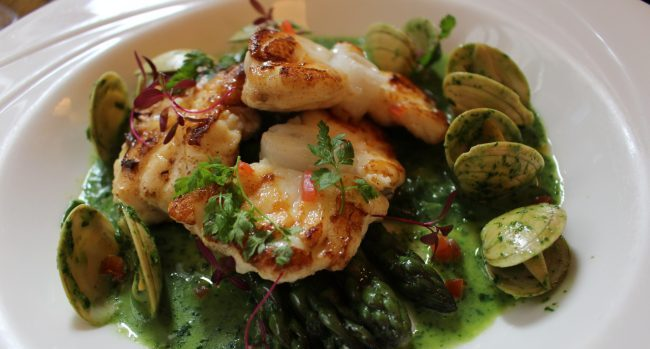 Monkfish Recipe