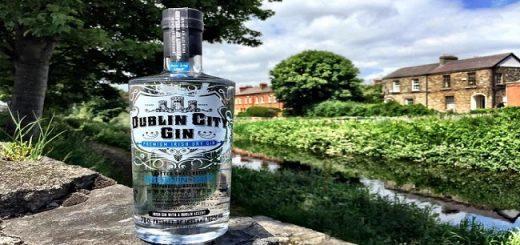 Dublin City Gin