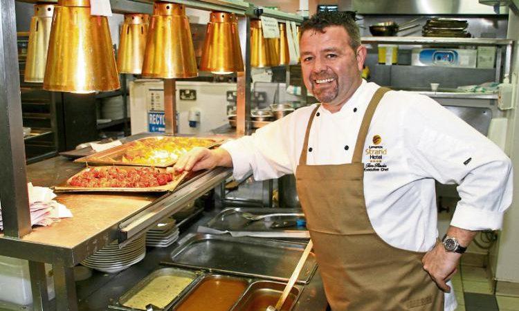 Chef Tom Flavin