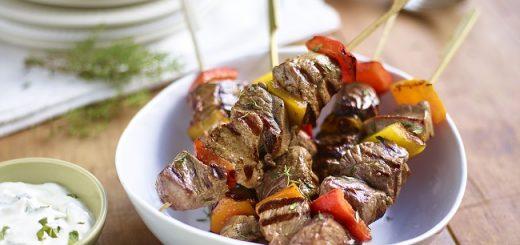 Lamb Kebabs Recipe