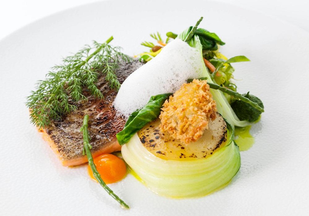 Irish Sea Trout Recipe
