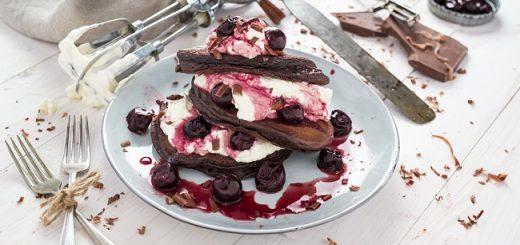 Siúcra's Black Forest Pancake Recipe 1