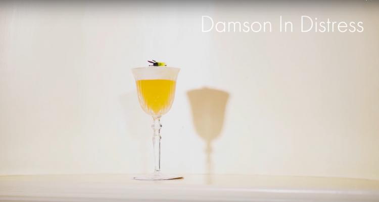 Irish Signature Cocktail Menu