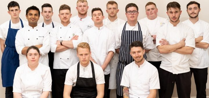 Euro-Toques Young Chef 2018