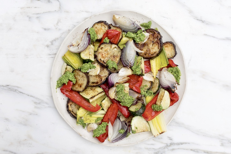 Roasted mediterranean pesto veg(1)