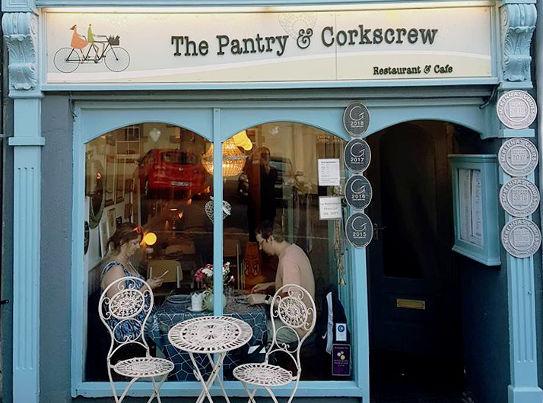 Pantry & Corkscrew