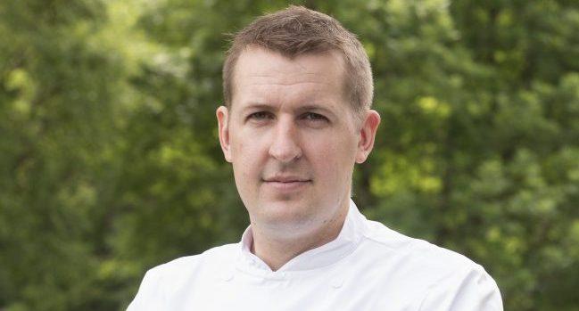 Head Chef Cormac McCreary