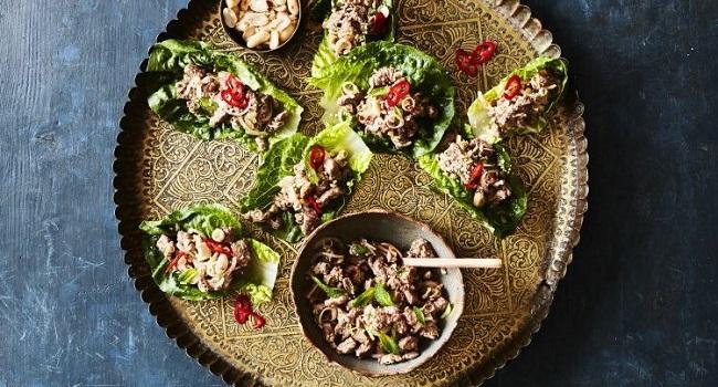 Asain Lard Salad