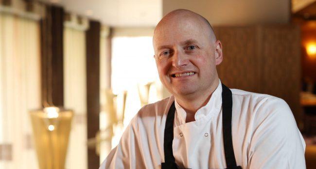 Executive Head Chef Dean Butler