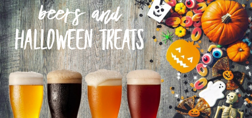 These Brews will Do the Trick: Beers and Sweets Pairings for Halloween