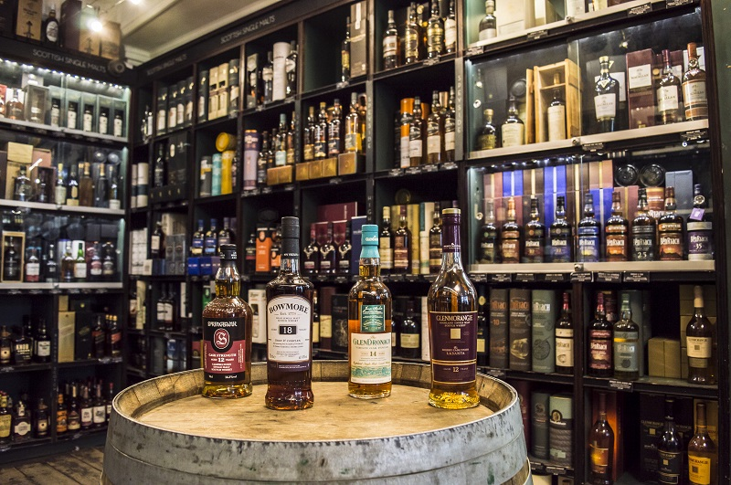 Julie Christie - Interview Celtic Whiskey Shop
