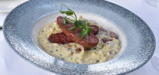 Orzo Pasta Recipe By Chef Anthony Duggan at Druids Glen Hotel