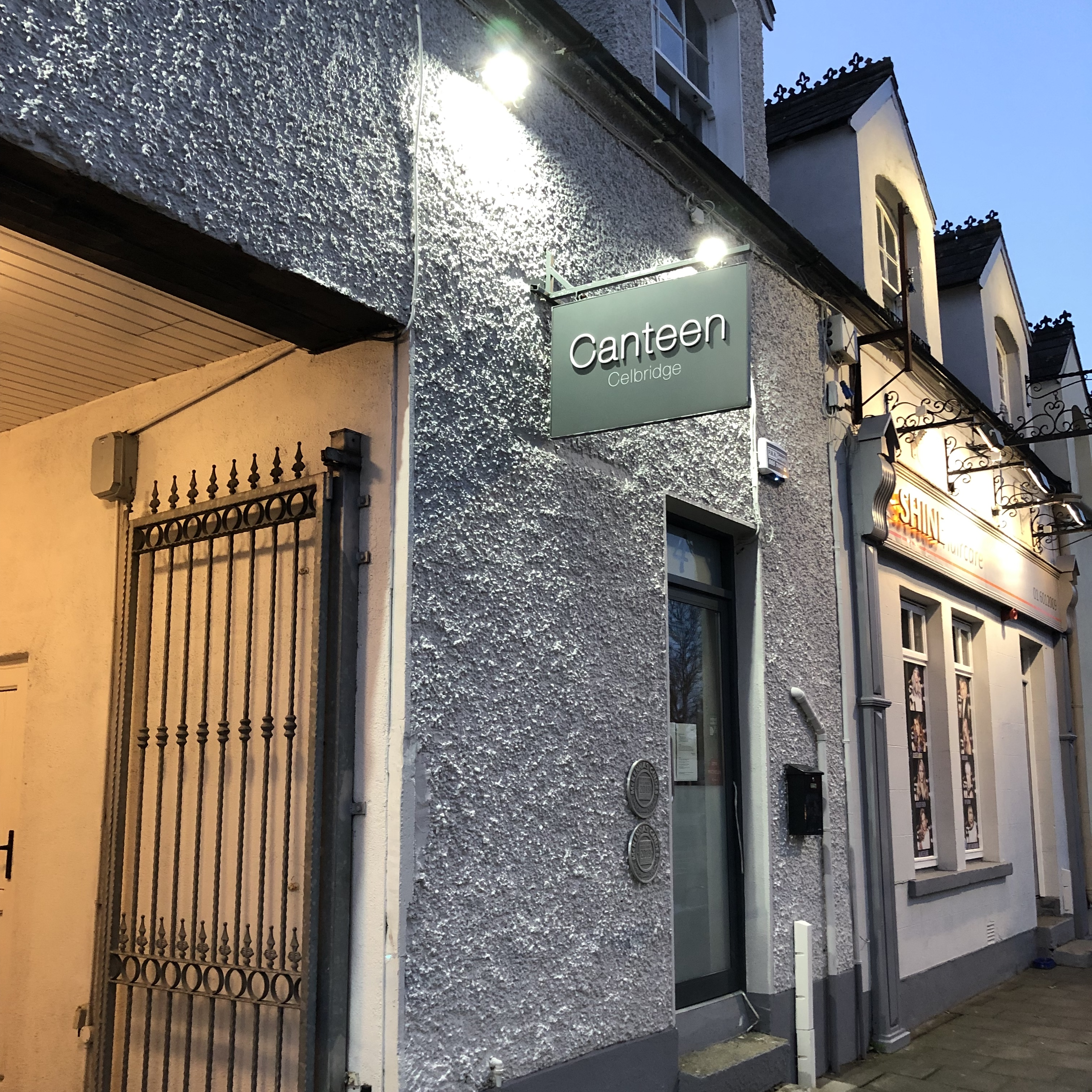 Canteen Restaurant, Celbridge, Kildare