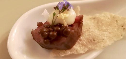 Dinner in Brabazon Restaurant in Tankardstown House Hotel in Meath - TheTaste Review