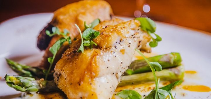 Pan Seared Monkfish Recipe By Brasserie on The Corner