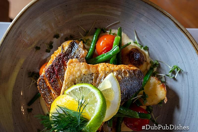 Mediterranean Sea Bass Recipe from Kealy's of Cloghran
