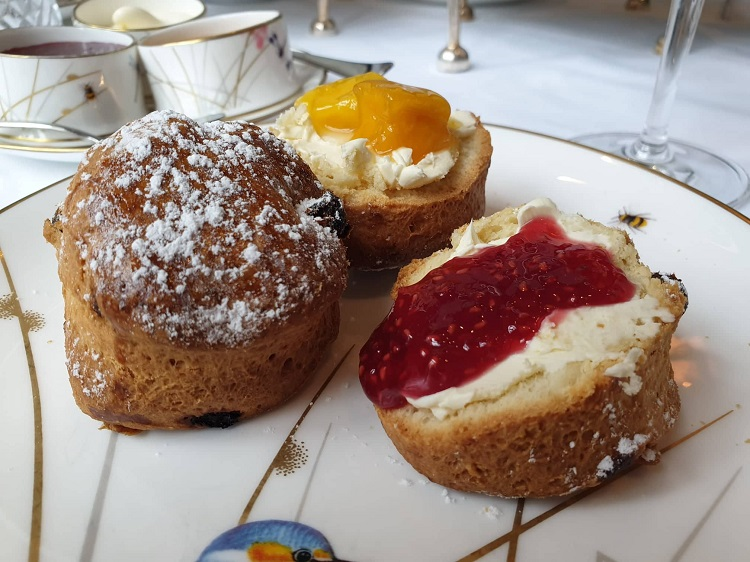 InterContinental Dublin Afternoon Tea Review 7