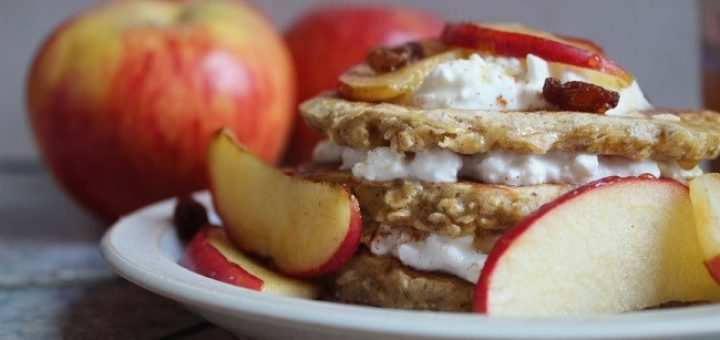 Oats & Seeds Pancakes Recipe By The Baking Nutritionist