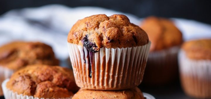 Mixed Berries And Pistachio Muffins Recipe By Soulful and Healthy