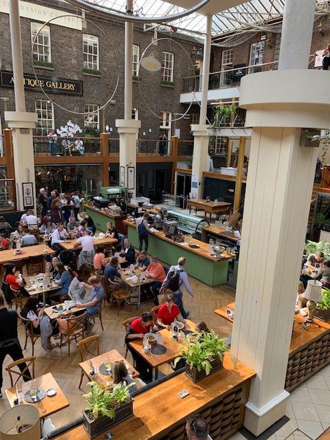 Review of Pepper Pot Powerscourt Town Centre