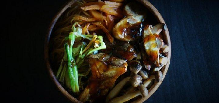 Braised Asian Mushrooms Recipe By My Nutrition Ireland