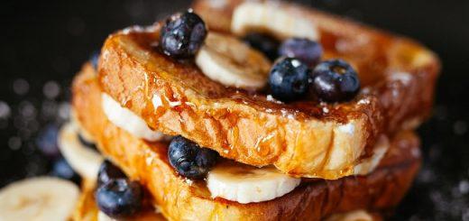 French Toast Recipe By Chef Jeeny Maltese