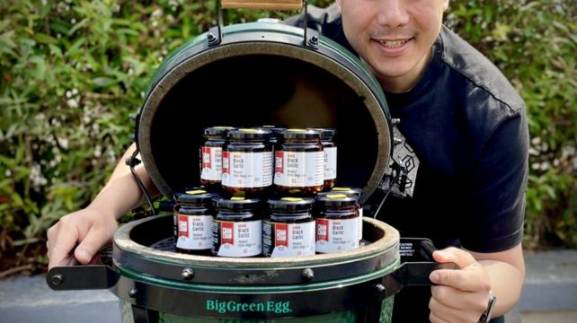 To Celebrate Launch of the Limited Edition Rayu Chef Kwanghi Chan in all Aldi Stores this June, we are giving one lucky reader the chance to Win a Big Green Egg BBQ