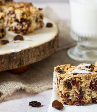 Breakfast Bars Recipe From Odlums
