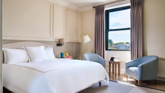 Win a Two Night Stay at the New Lansdowne Hotel Kenmare with delicious Breakfast on both mornings plus Dinner on both evenings in the Dining Bar Terrace – Competition Closed